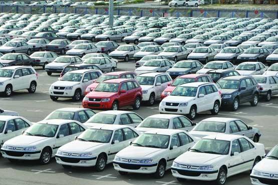 قیمت خودروهای مدل ۹۵ کاهش یافت