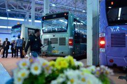 هدف از برپایی نمایشگاه حمل و نقل آشنایی مردم با مشکلات بود