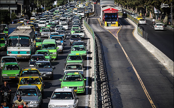 طرح جدید مجلس برای مدیریت ترافیک تهران
