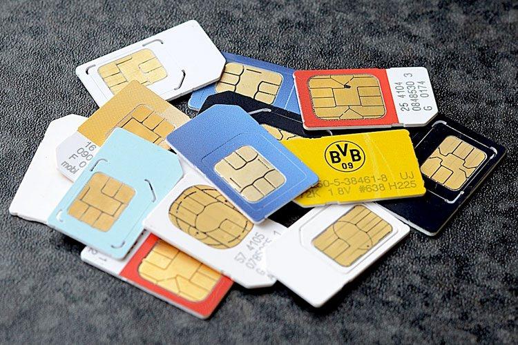 دو میلیون سیم کارت بی هویت یک طرفه شد