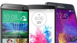 بهترین گوشیهای اندروید سال ۲۰۱۶