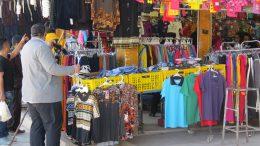 حادثه پلاسکو در بازار لباس شب عید بی تاثیر است