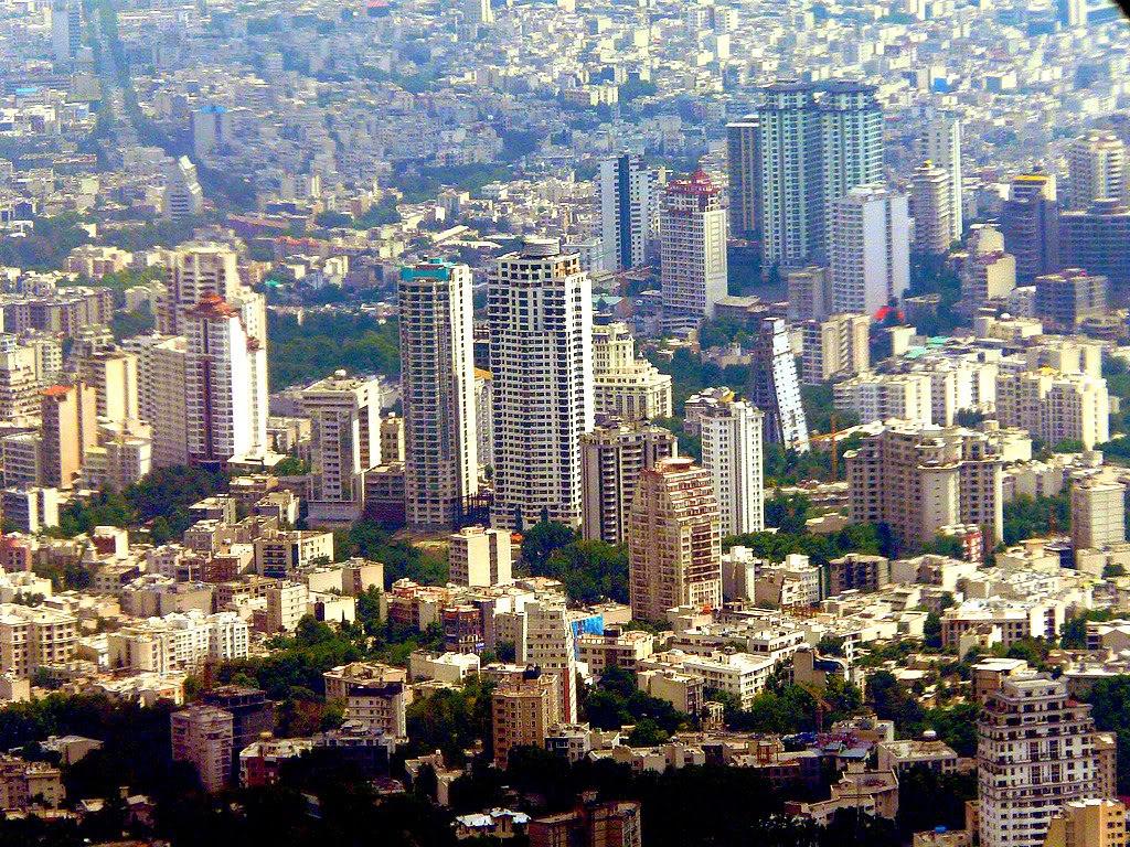 آلودهترین مناطق تهران + اسامی