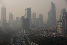 هوای کلانشهرها تا پایان هفته آلوده است
