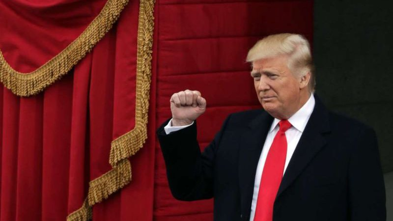 ترامپ: ما مسیر آمریکا و جهان را رقم خواهیم زد
