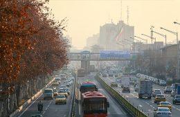ادامه آلودگی هوای پایتخت از سهشنبه