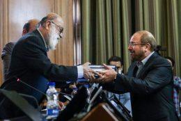 شهردار تهران بودجه سال ۹۶ را تقدیم شورا کرد