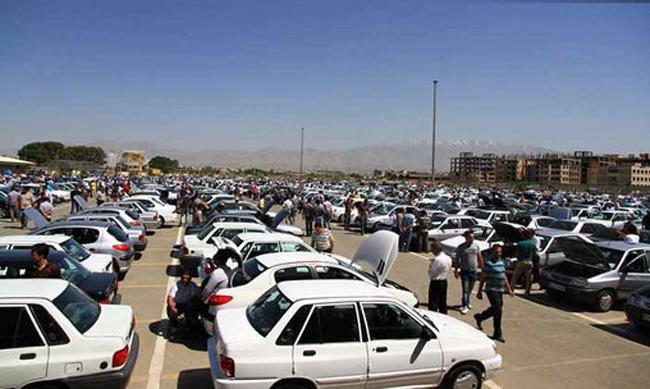 قیمت خودرو تا اردیبهشت ۹۶ افزایش نمی یابد
