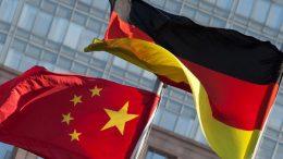 چین بزرگ ترین شریک تجاری آلمان شد
