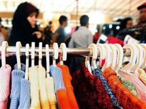 فروش ۱۰ هزار میلیارد تومان پوشاک در شب عید