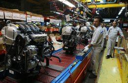 تولید ۳۱ میلیارد دلار قطعات خودرو تا سال ۱۴۰۴