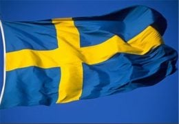 تولید اتوبوس پایه گازسوز توسط سوئدیها