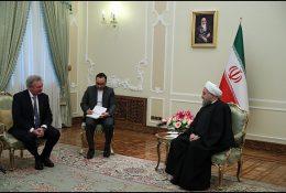 ایران میتواند بخشی از انرژی اروپا را تامین کند