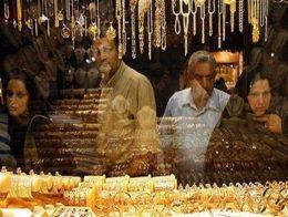 طلا در مسیر صعودی قرار گرفت/ حباب ۸۰ هزار تومانی نرخ سکه