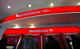 شعبههای بدون کارمند بانک آمریکا
