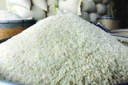 افزایش قیمت برنج هندی به دلیل تقاضای ایران است