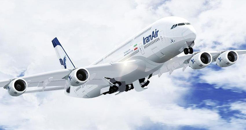 ۶۰درصد پروازهای عبوری ایران به مقصد ترکیه و اروپاست