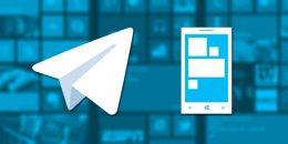وجود ۱۱ هزار کانال تلگرامی در کشور