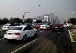 اینجا پُر از خودروهای چینی با کیفیت است