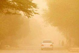 گازهای گلخانهای متهم جدید پدیده گرد و غبار