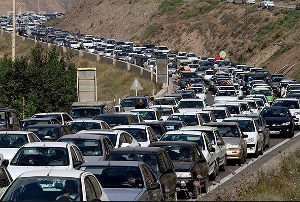 ممنوعیتها و محدودیتهای ترافیکی در روز سوم نوروز