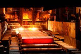 ایران چهاردهمین تولید کننده فولاد جهان