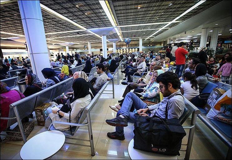 جابجایی ۳٫۵ میلیون مسافر در هفته اول تعطیلات نوروز