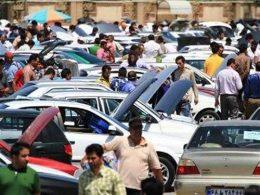 بازار سیاه خودرو جان دوباره گرفت