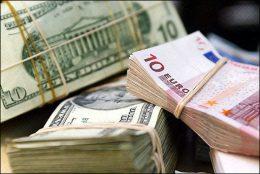 نوسانات نرخ دلار و یورو