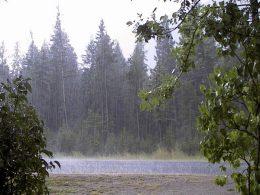 حجم بارشهای کشور به ۱۸۳ میلیمتر رسید