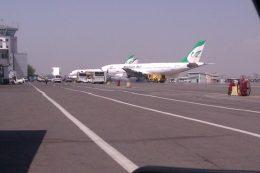 تدارک ویژه سفرهای نوروزی در فرودگاه مشهد