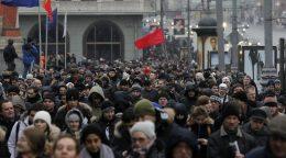 مخالفت مردم روسیه با ورود کارگران خارجی