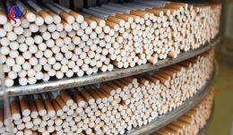 عوارض واردات سیگار ۴۰ درصد افزایش یافت