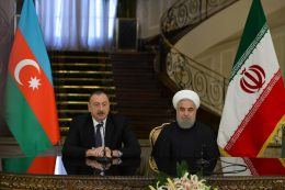 ایران آماده سوآپ نفت از آذربایجان به آبهای جنوب است