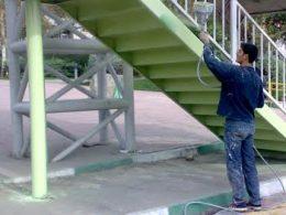 بهسازی نماهای شهری شمال شرق تهران درآستانه سال نو