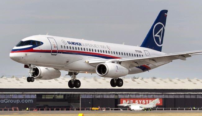ایران خرید ۱۲ فروند هواپیمای سوپرجت سوخو را نهایی کرد