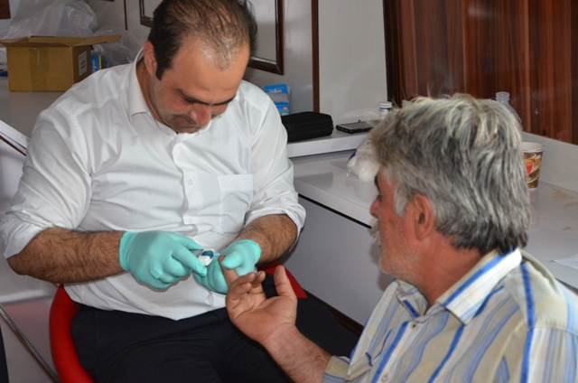 ارائه خدمات رایگان پزشکی به شهروندان محله های مرکزی شهر تهران