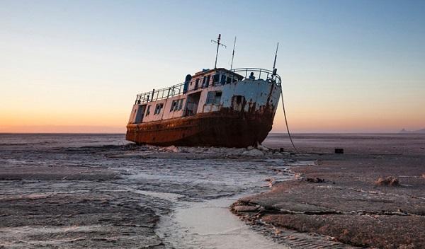 دریاچه ارومیه همچنان در بحران است