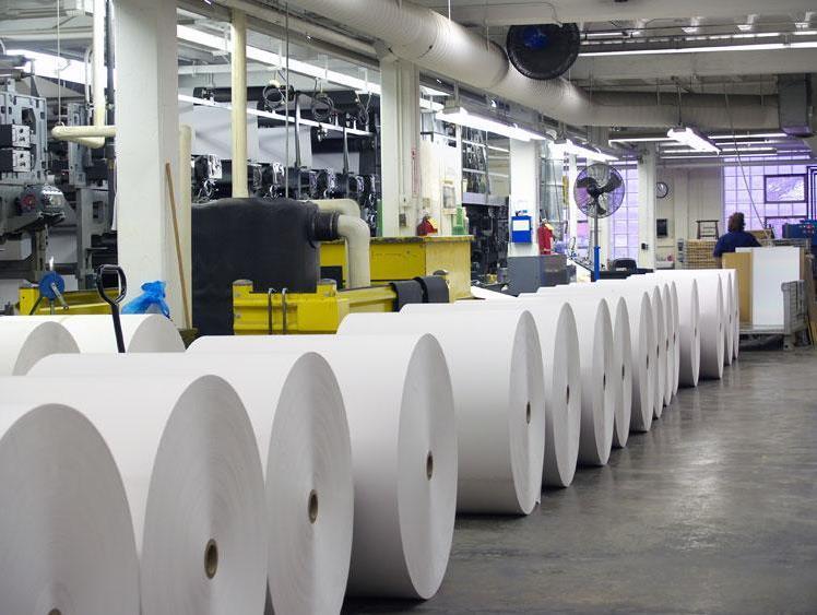 تولیدکنندگان کاغذ به دنبال افزایش تعرفهها هستند