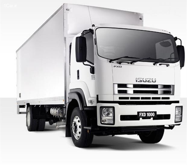 کیفیت یک کامیونت کاهش یافت