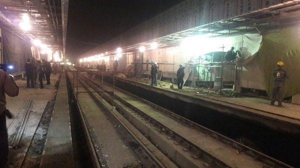 تکمیل خطوط ۶ و ۷ مترو در منطقه دو تهران