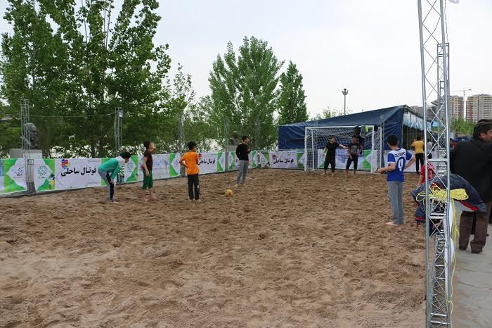 استقبال بینظیر شهروندان از جشنواره «ورزش همهجا – برای همه»