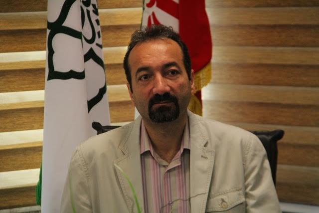 اجرای یک هزار مترمربع عملیات پیادهروسازی در قلب تهران