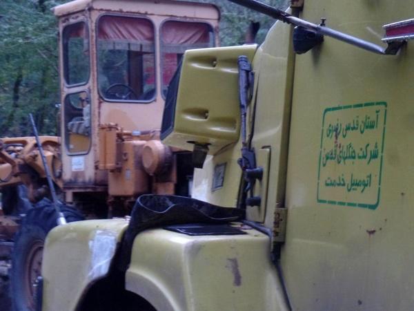 آیا بهرهبرداری از جنگلهای شمال کشور توسط شرکت زیرمجموعه آستان قدس ادامه دارد؟