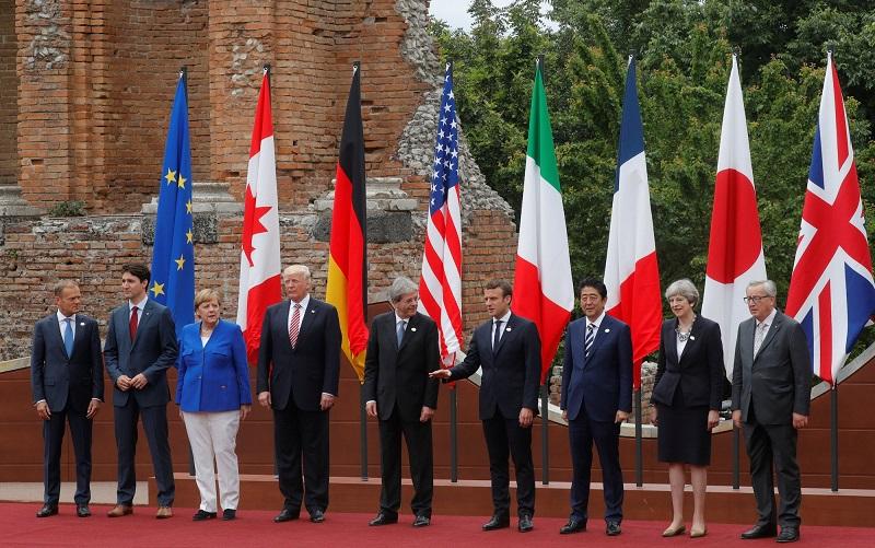 اجلاس گروه هفت در ایتالیا
