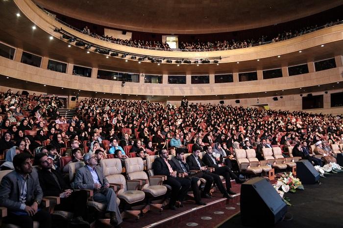 کسب رتبه نخست جشنواره مشکات با ارائه 120 هزار اثر