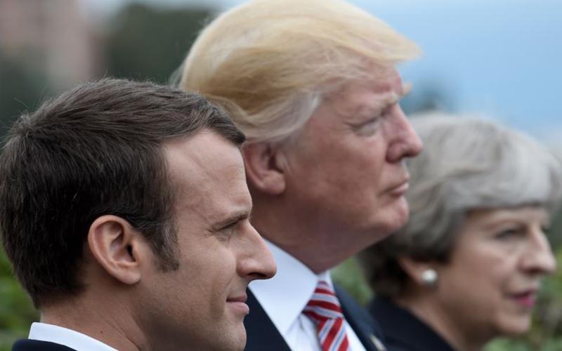 دیپلماسی سیاسی به روش دونالد ترامپ