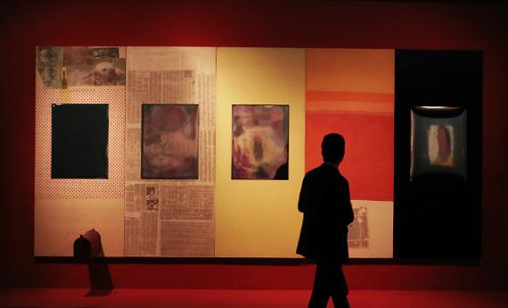 موزه هنرهای معاصر تهران: مسافران برلین، رم