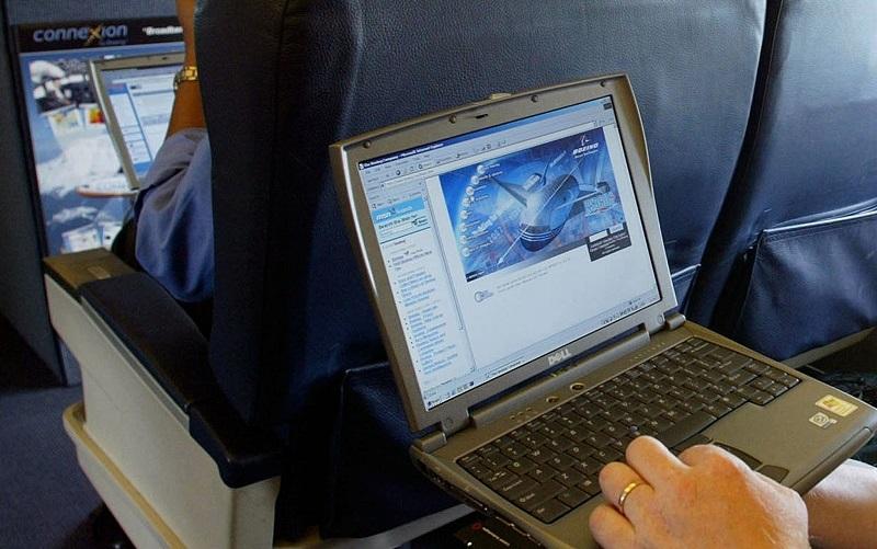 ممنوعیت استفاده از لپتاپ در تمامی پروازهای بینالمللی آمریکا