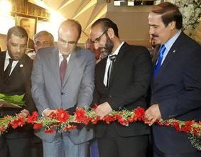 حضور ایرانخودرو در نمایشگاه خودرو دمشق